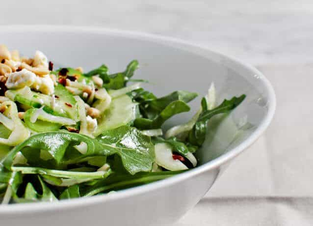 Fennel & arugula salad Recipe - Love and Lemons