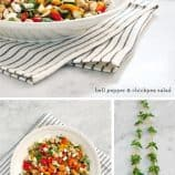 pepper&amp;chickpea-salad_love-and-lemons
