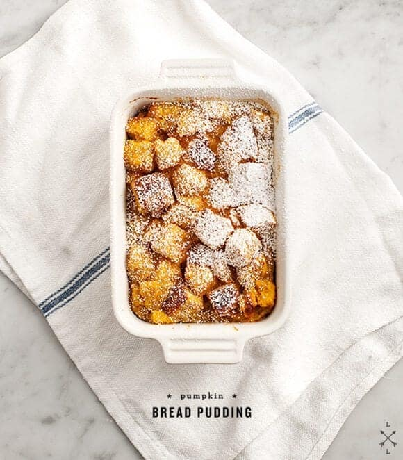 Pumpkin Bread Pudding Pumpkin Bread Pudding