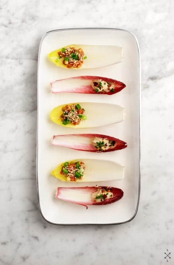 Endive Appetizers // loveandlemons.com