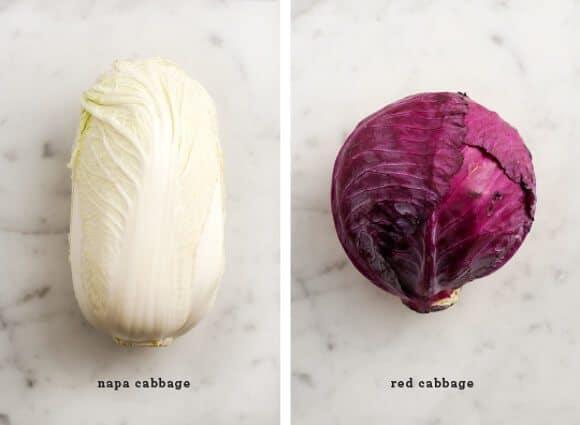 Asian Clementine & Cabbage Salad / www.loveandlemons.com