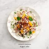 Asian Clementine & Cabbage Salad / loveandlemons.com