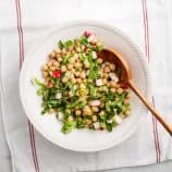 chickpeas for hunger / loveandlemons.com
