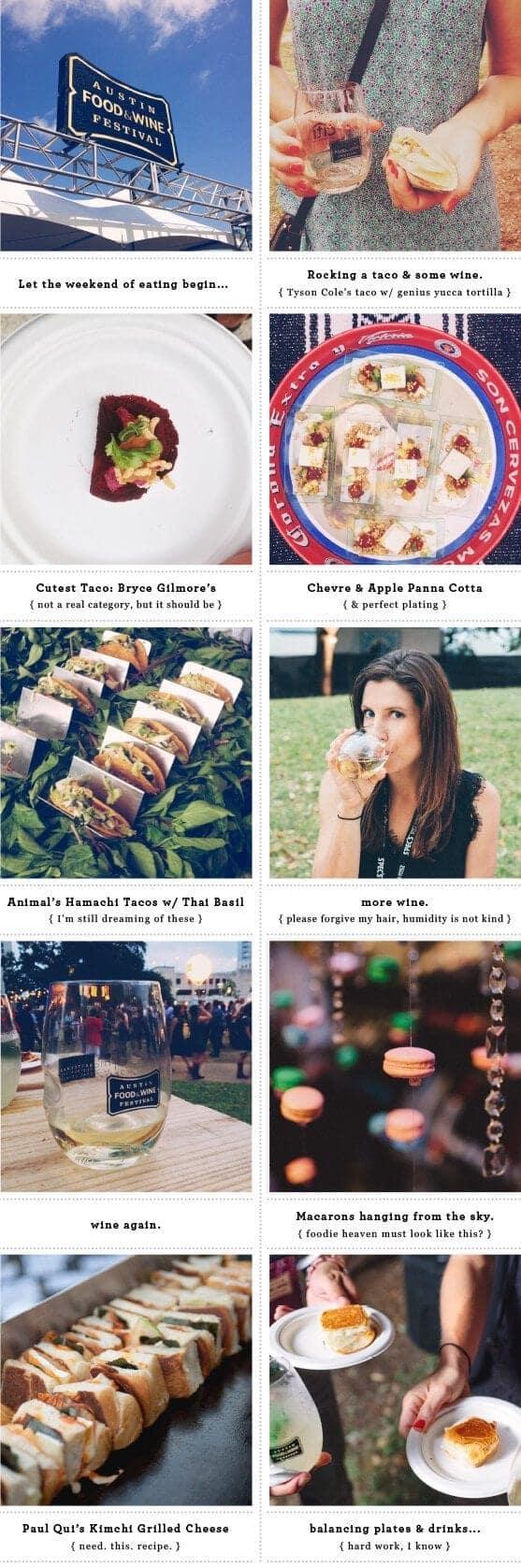 Austin Food & Wine // Love & Lemons