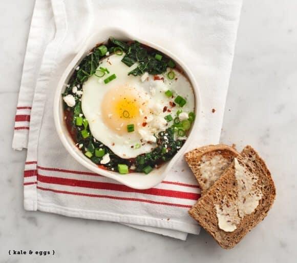 kale & eggs / loveandlemons.com