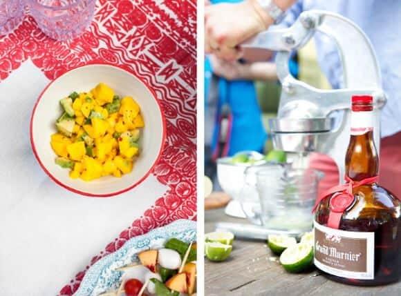 spicy margarita party // loveandlemons.com