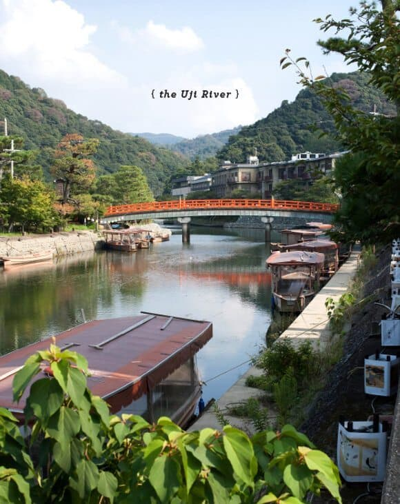 Uji River // loveandlemons.com