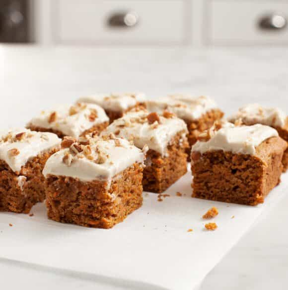 Ottolenghi Carrot Cake Recipe