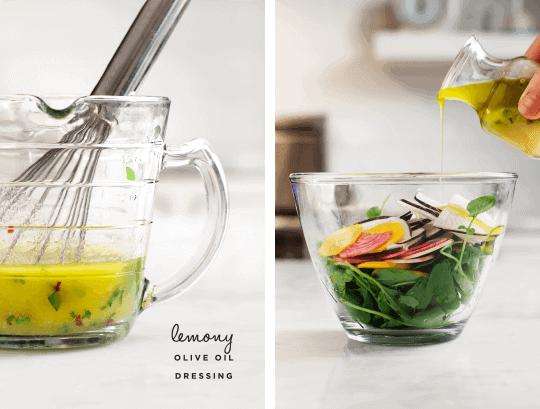 spring root & watercress salad / loveandlemons.com