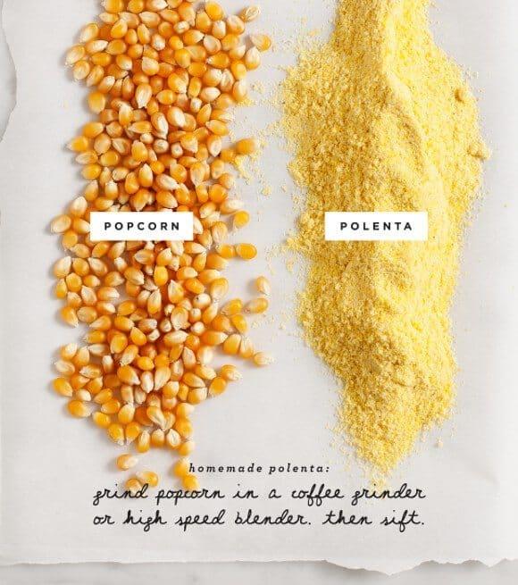 homemade polenta / loveandlemons.com
