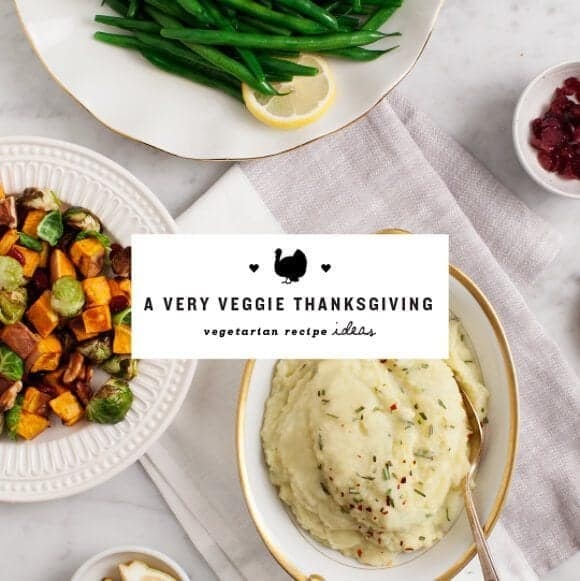 Vegetarian Thanksgiving Recipes  www.loveandlemons.com