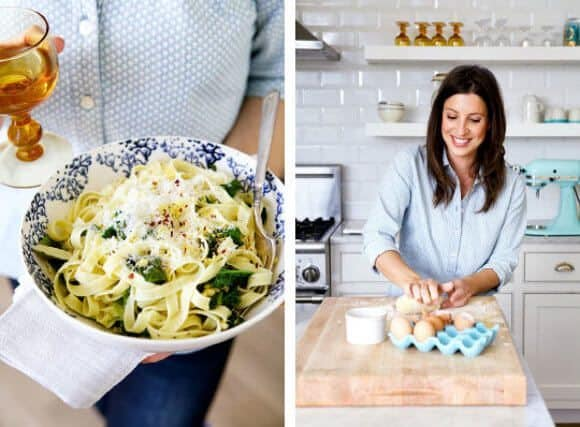 a pasta making date / Love & Lemons for @camillestyles, photos by @katelesueur