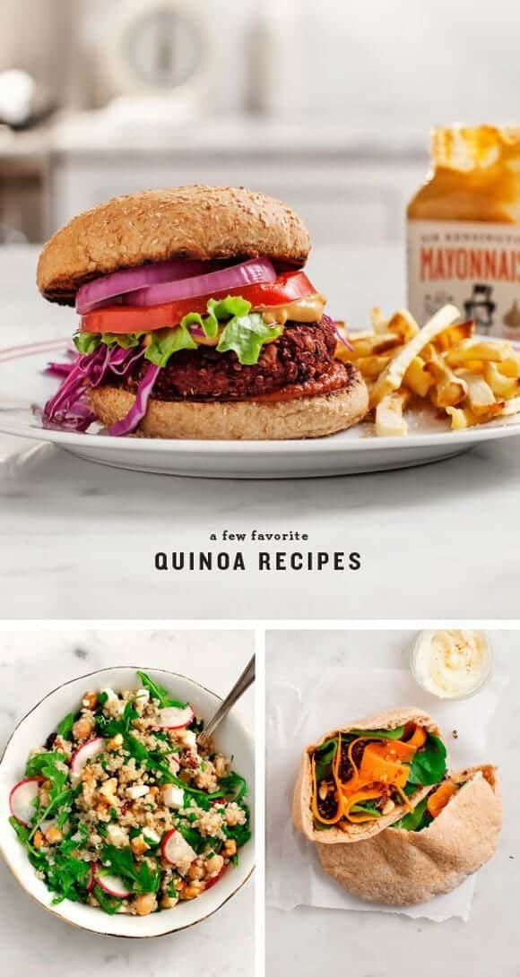 Basic Quinoa Recipe - 4 Pts Recipe — Dishmaps