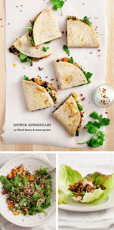 Quinoa Recipes / loveandlemons.com
