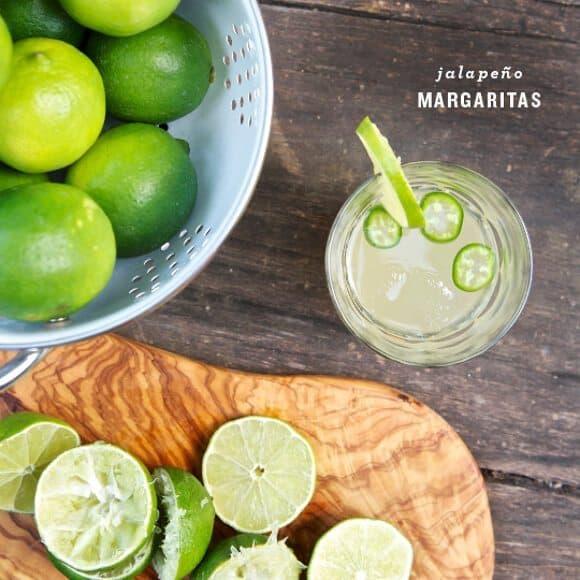 Jalapeño Margaritas / www.loveandlemons.com