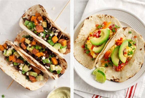 Vegetarian Taco Recipes - Amazing Vegetarian (and some vegan) Taco and ...