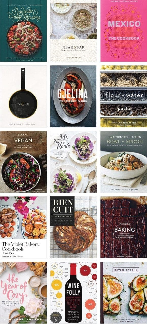 2015 Cookbook Gift Guide