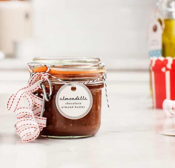 Almondella - Chocolate Almond Butter Spread / @loveandlemons