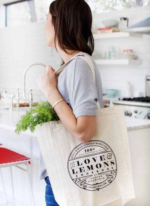 Love & Lemons Tote Bag Giveaway