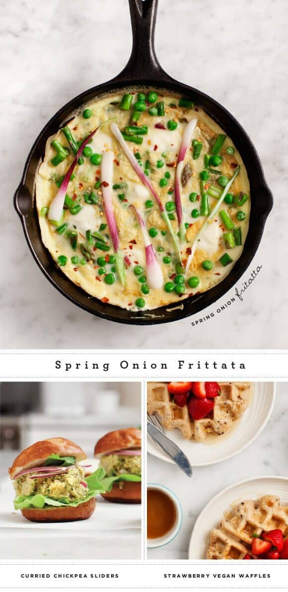 Spring Brunch Recipes