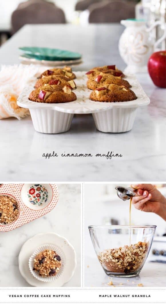 Sweet Healthy Breakfast Recipes