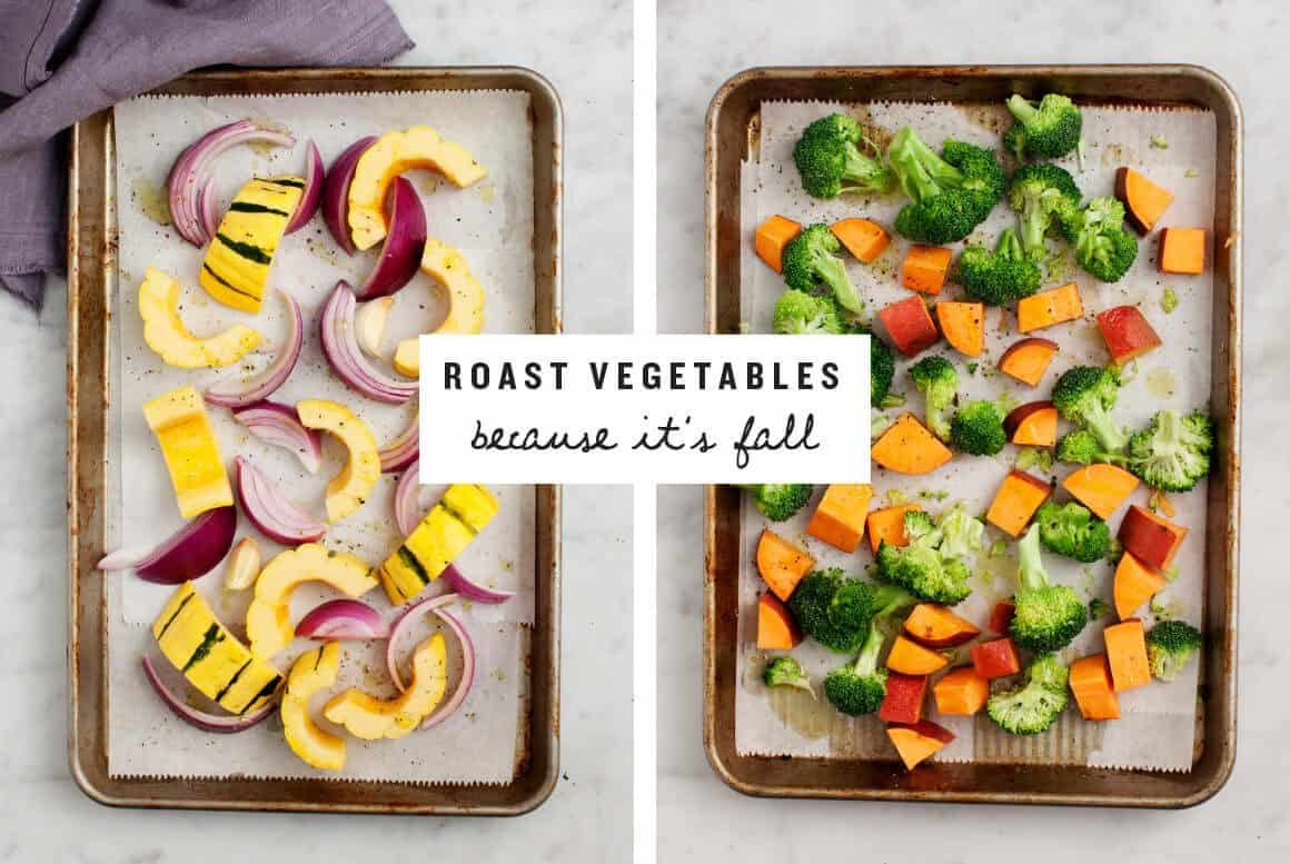 Fall Weeknight Meal Planning Tips