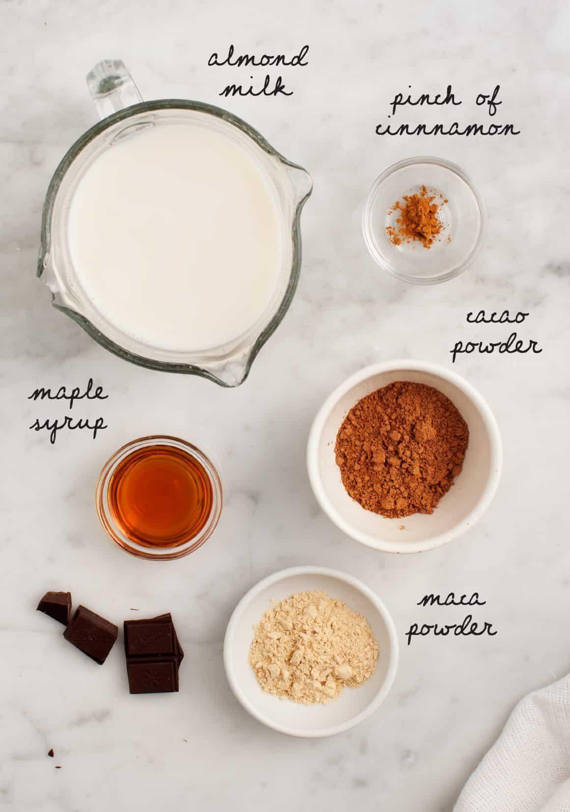 Make Chocolate Syup