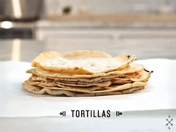 how to make your own corn tortillas