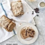 coconut-loaves