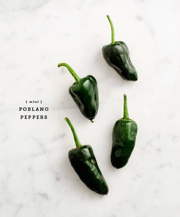 poblano cornbread stuffing / loveandlemons.com