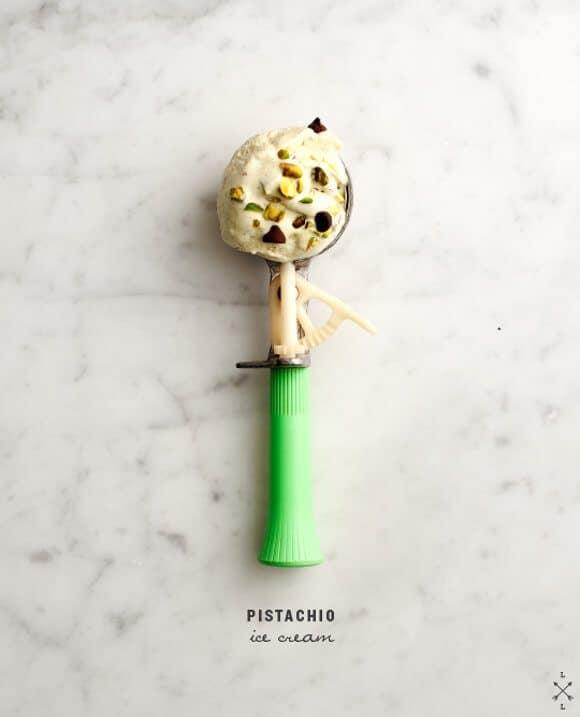 Pistachio Ice Cream // Love & Lemons