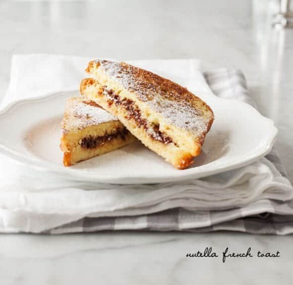 nutella stuffed french toast / loveandlemons.com