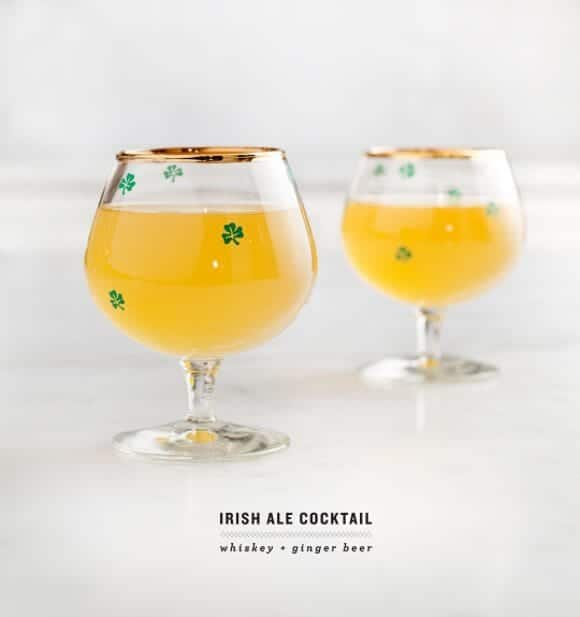 irish ale ginger-beer cocktail / loveandlemons.com