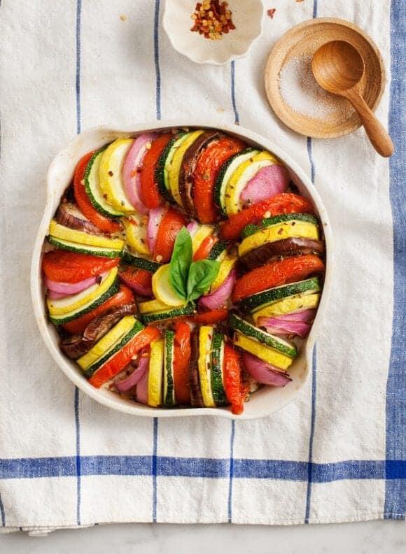 Vegetable Tian / loveandlemons.com