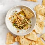dukkah spiced yogurt dip / loveandlemons.com