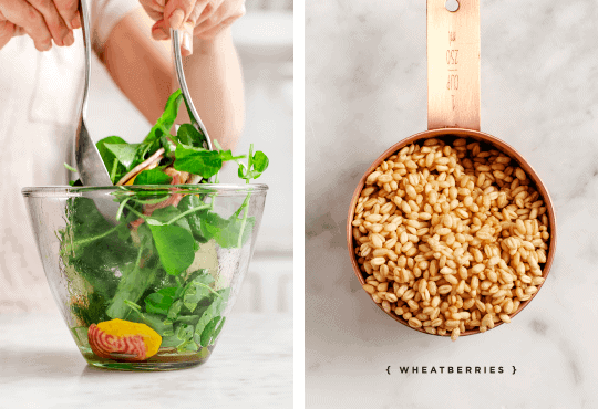 spring root & watercress salad / loveandlemons.com
