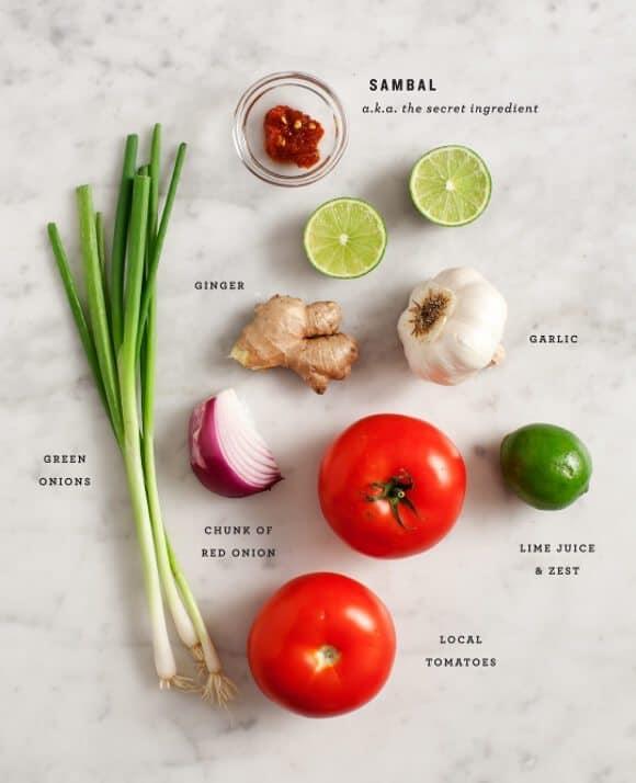 sambal salsa / loveandlemons.com