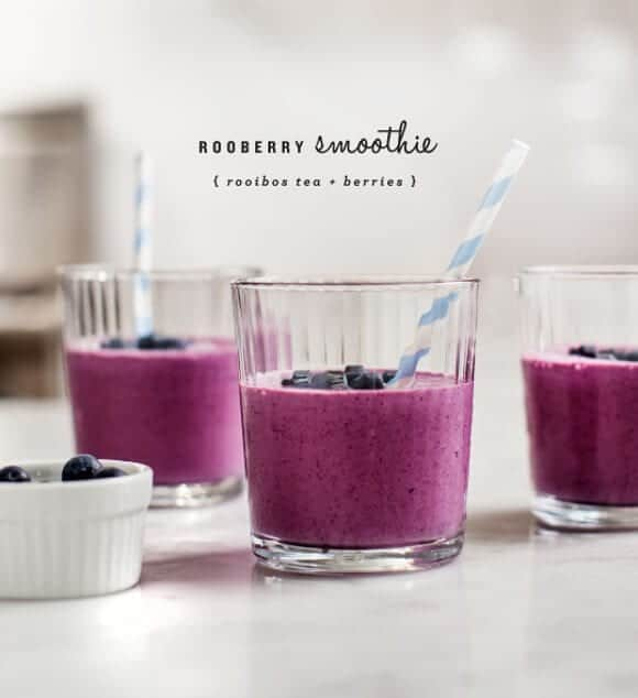 rooberry smoothie / loveandlemons.com
