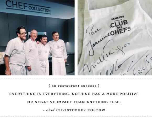 samsung club de chefs