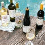 red & white summer wines / @loveandlemons