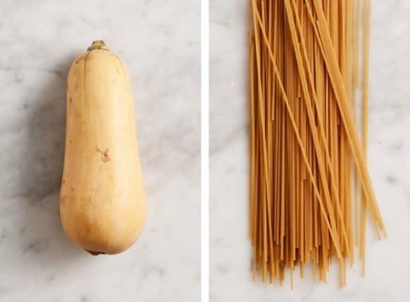 Butternut Squash, Walnut and Sage Pasta / @loveandlemons #glutenfree