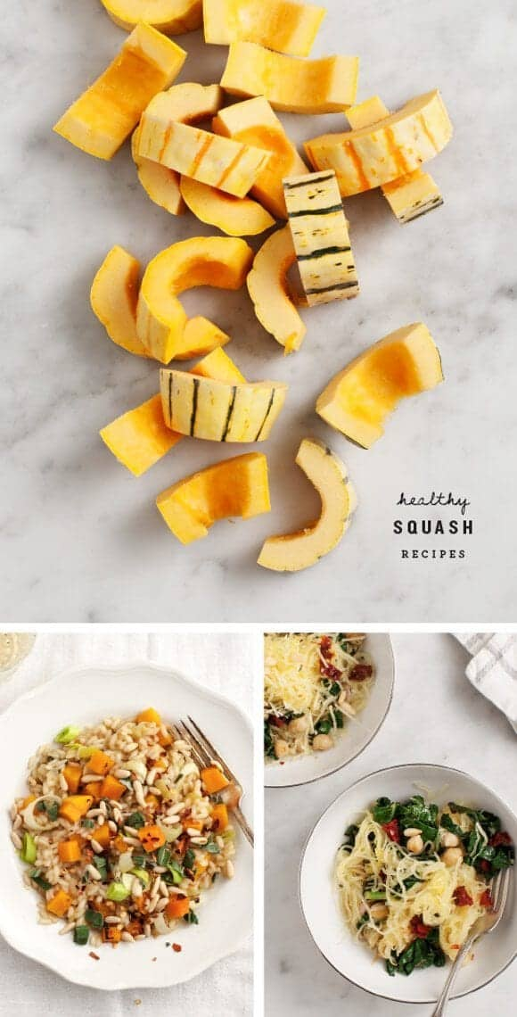 Healthy Winter Squash Recipes / www.loveandlemons.com