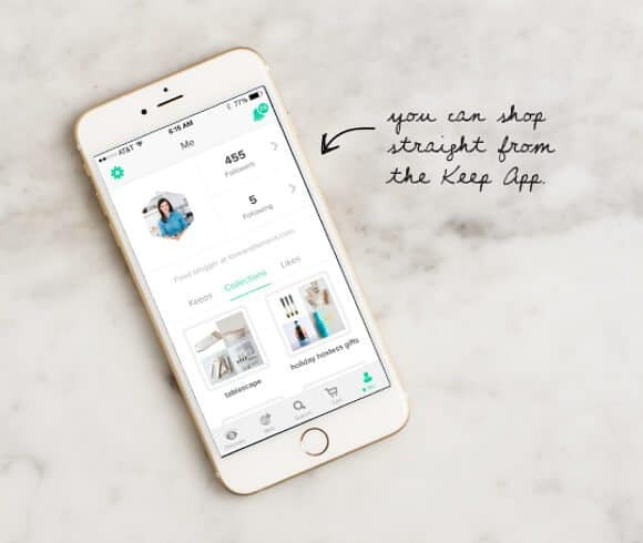 the Keep App
