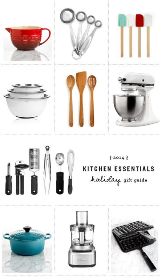Kitchen Essentials Holiday Gift Guide Love And Lemons