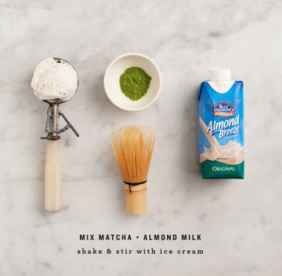 Matcha Milkshakes / loveandlemons.com
