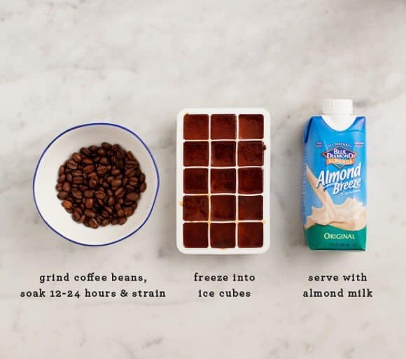 Almond Milk Cold Brew Coffee Latte Recipe