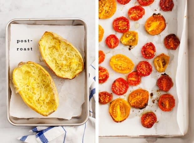 Stuffed Spaghetti Squash / loveandlemons.com