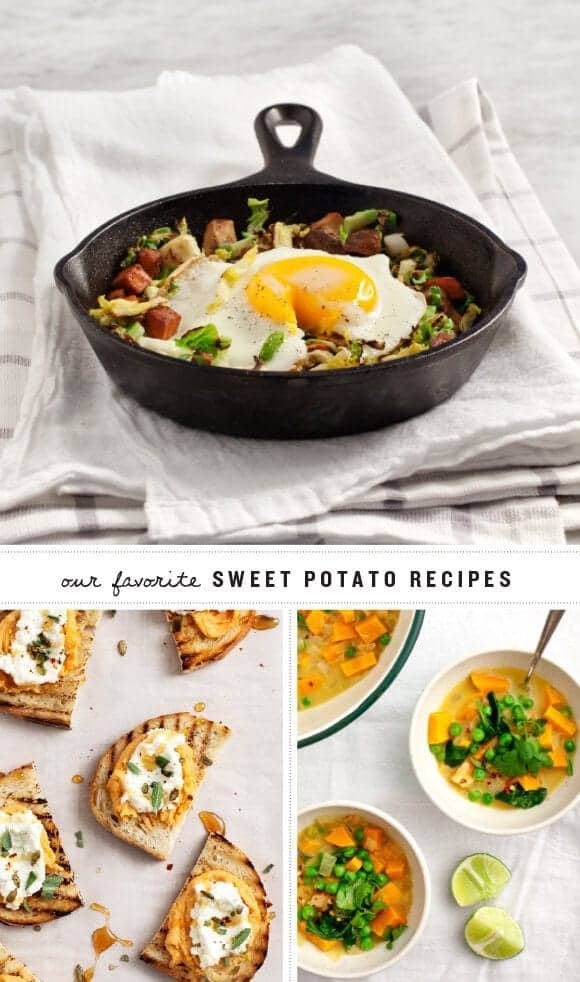 Sweet Potato Recipes / loveandlemons.com