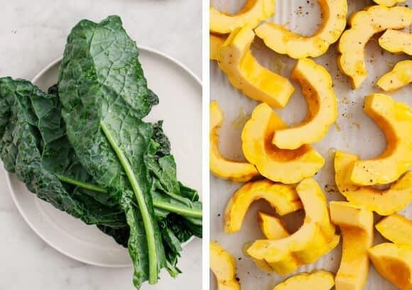 Roasted Delicata Squash Tacos / loveandlemons.com