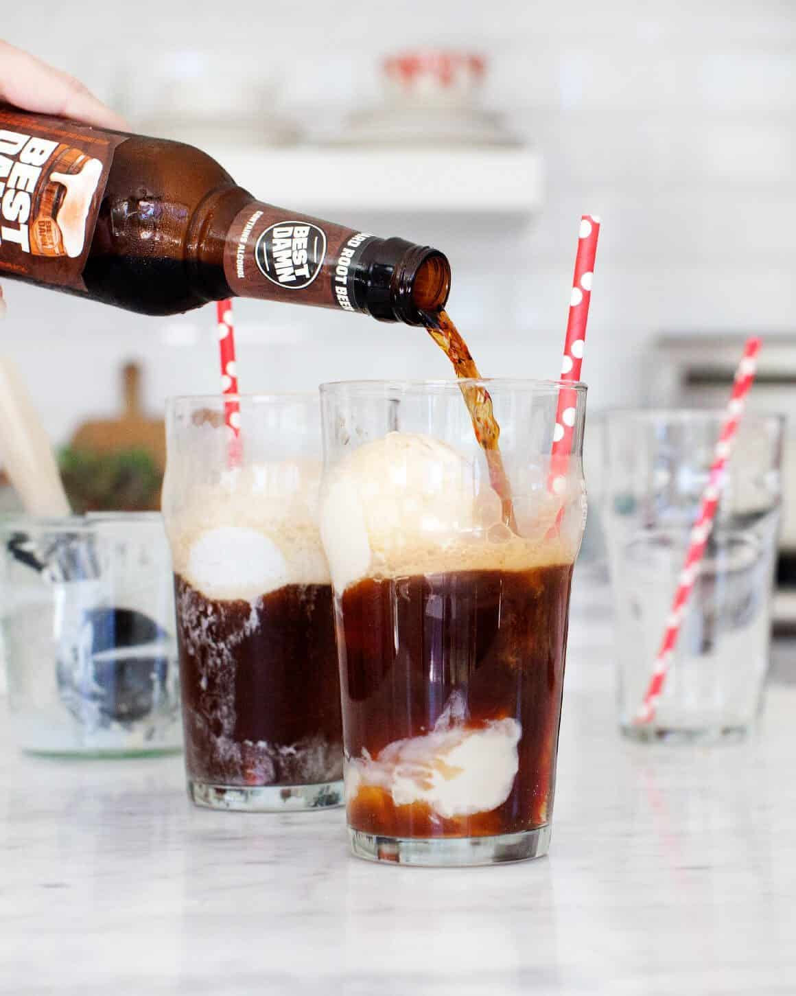 Boozy Root Beer Floats Recipe Love And Lemons